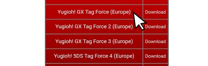 baixar yugioh tag force para android