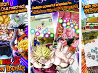 Dragon Ball Z Dokkan Battle MOD Unlimited Full Unlocked v3.1.1 Apk Android Terbaru