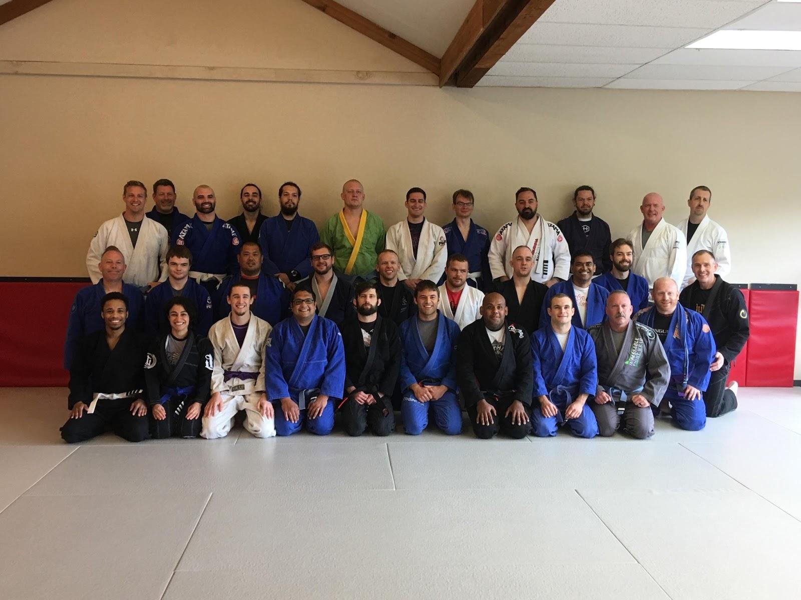 Josh's Jiu-Jitsu Journal: May 2017