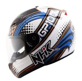 Helm NHK GP 1000 Blue