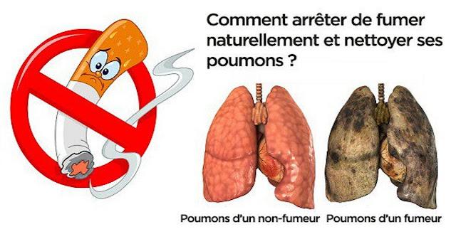 Nettoyer les poumons : remèdes naturels