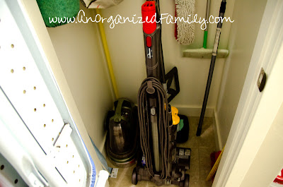 An Organized Family Laundry Room Reveal