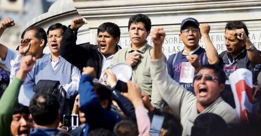 Apafas rechazan huelga de maestros porque la realizan «por motivaciones políticas»