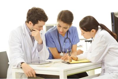 A study of doctors