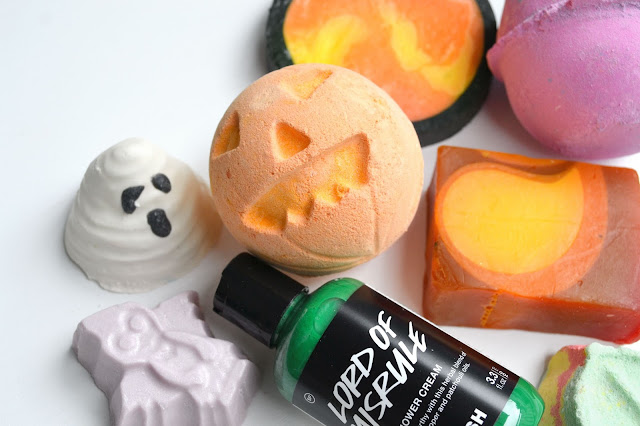 Lush Halloween 2016 Collection