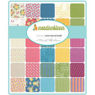 Moda MEADOWBLOOM Fabric by April Rosenthal for Moda Fabrics