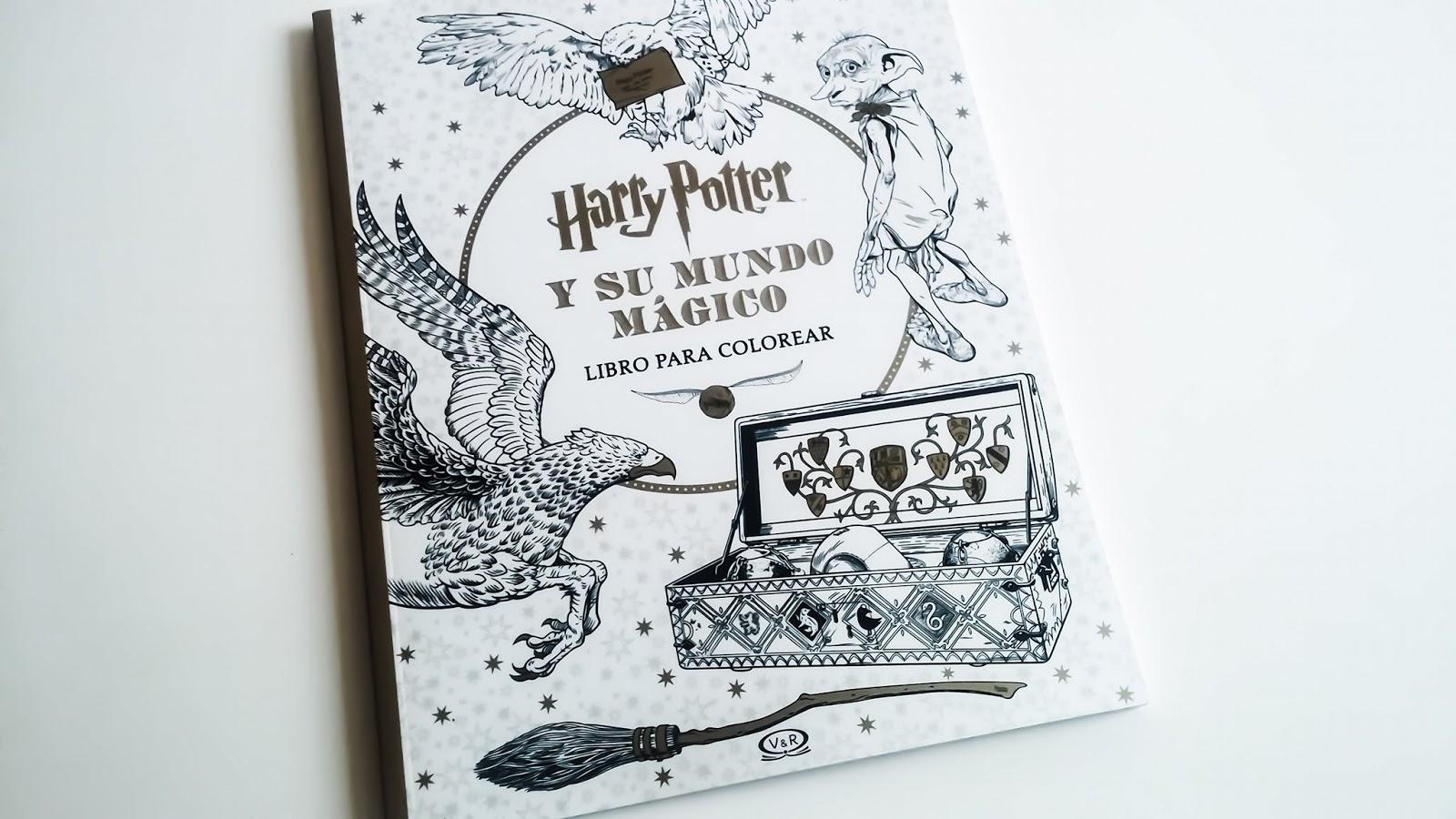 Momentos De Lectura: Harry Potter Y Su Mundo Magico - Libro para ...