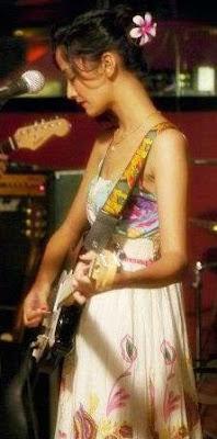 Khasi girl Andrea Tariang