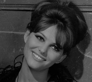 Claudia Cardinale played lead character Guido Anselmi's  'Ideal Woman' in Fellini's Otto e mezzo