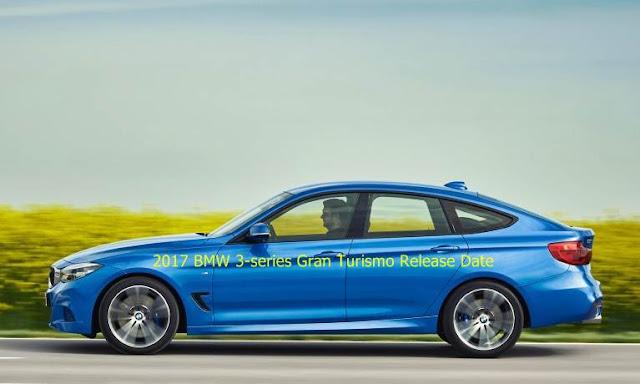 2017 BMW 3-series Gran Turismo Release Date
