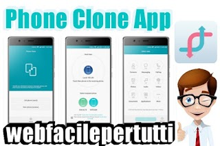Phone Clone | Applicazione Per Copiare Dati Fra Due Smartphone Android