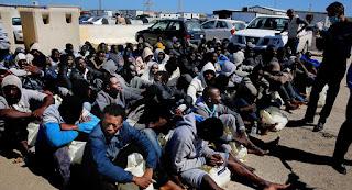 torture de migrants