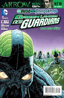 Green Lantern: New Guardians #16 Cover