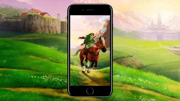 Nintendo estará a produzir The Legend of Zelda para telemóveis