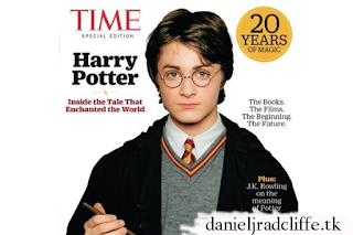 TIME magazine special edition: Harry Potter 20th anniversary (US)