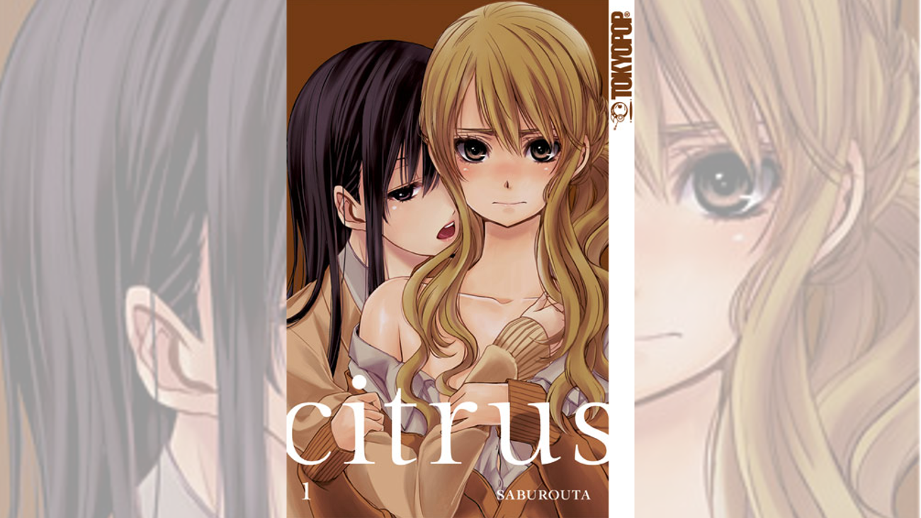 Manga Highlights 2016 Citrus