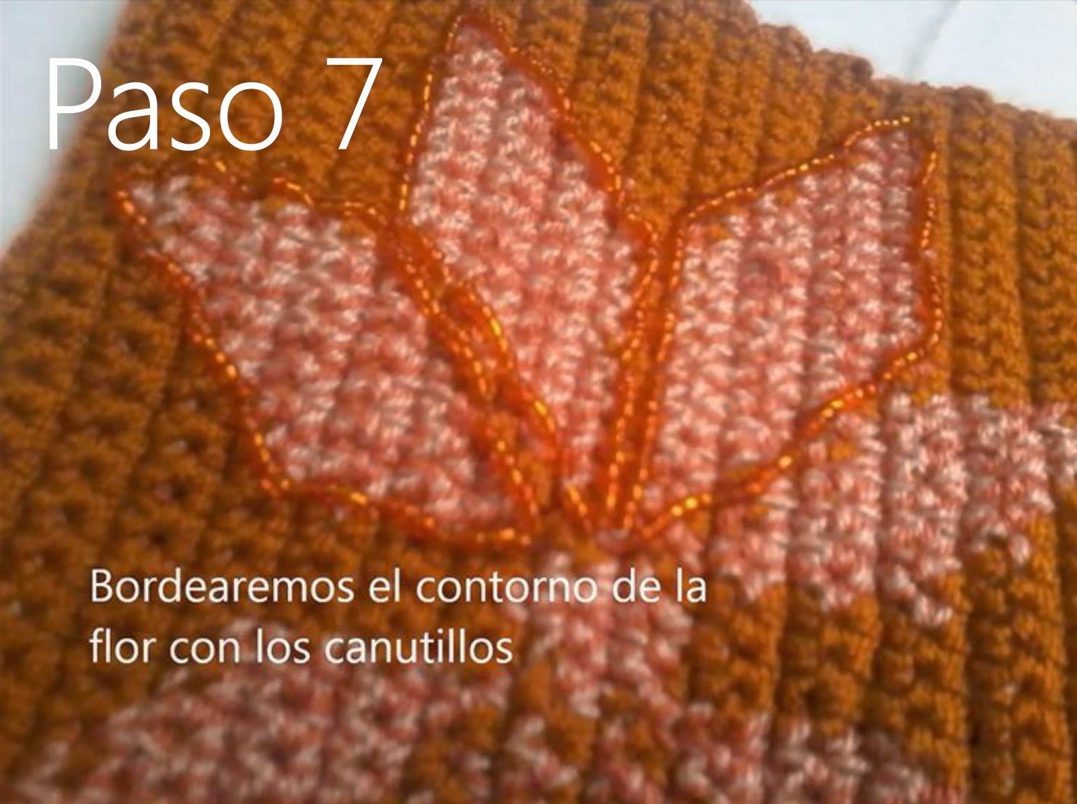 Bolso Naranja Paso 7