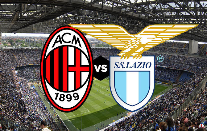 MILAN-LAZIO Rojadirecta Streaming Live: formazioni, dove vedere Diretta Video la partita gratis