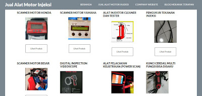 web alat motor injection