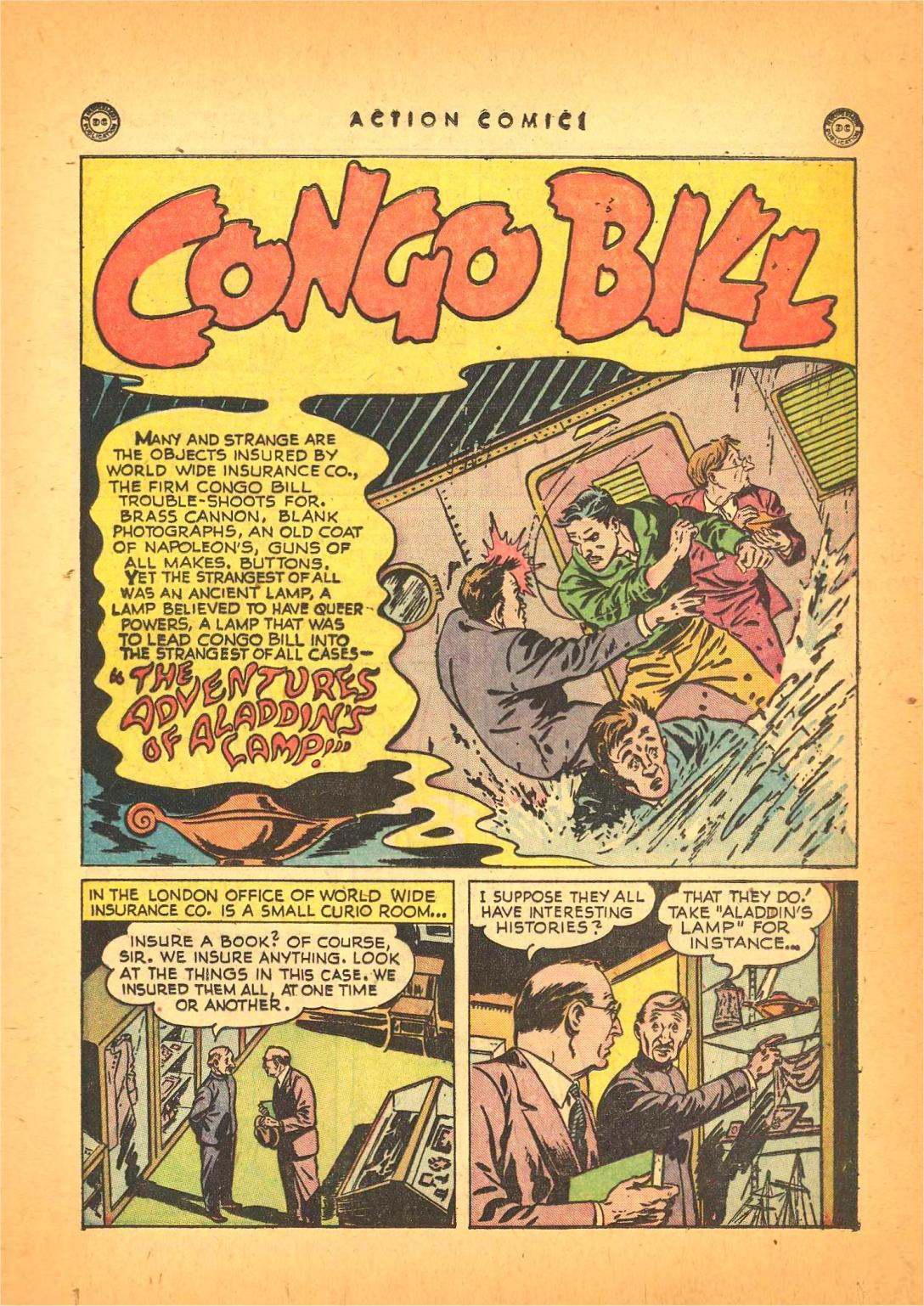 Action Comics (1938) 130 Page 15