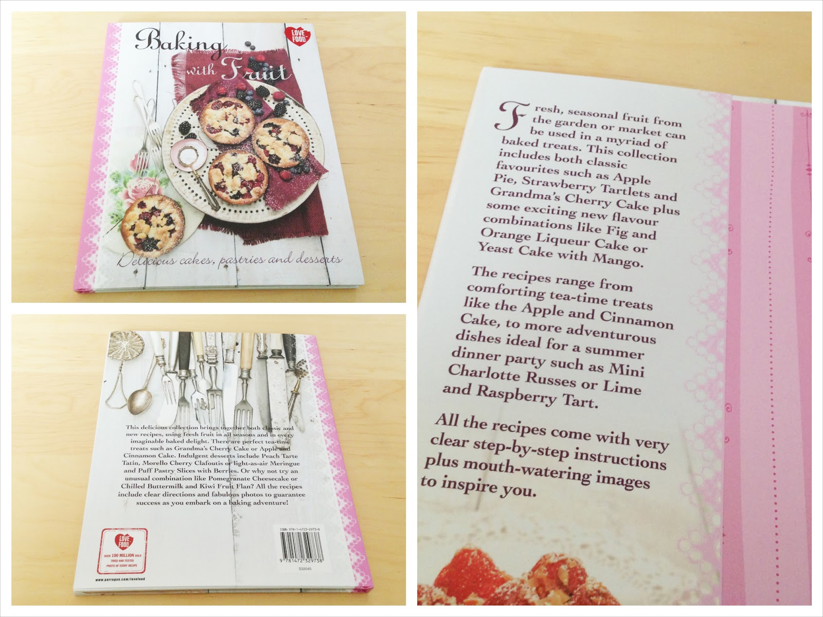 Baking With Fruit – Book Review