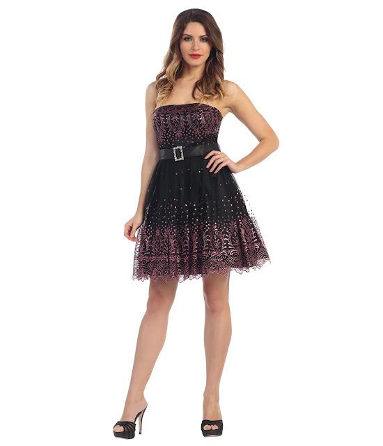 vestidos cortos de fiesta online