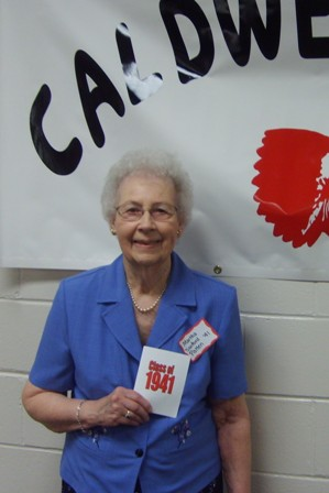 2011 70-Year Honoree, Class of 1941