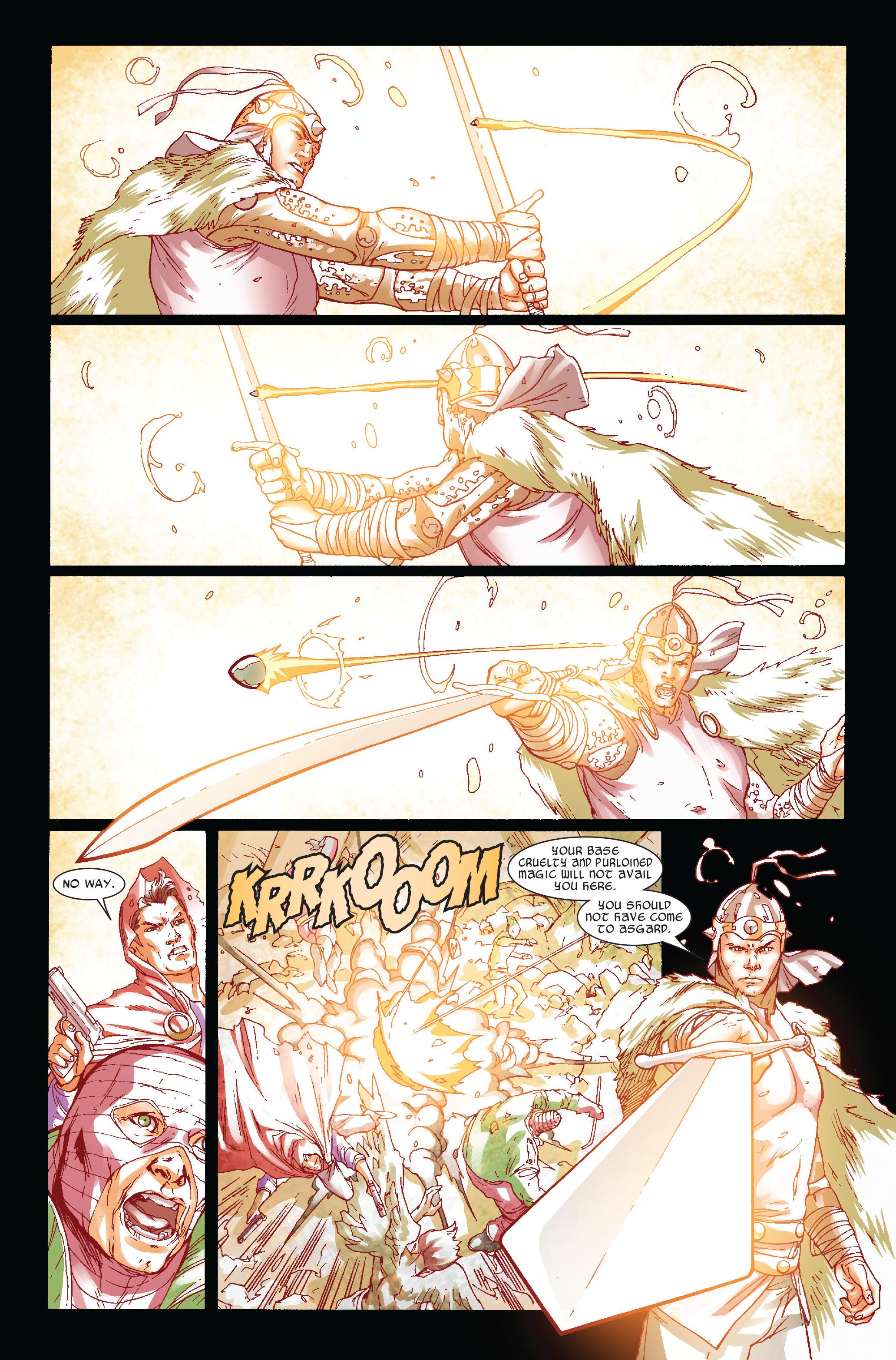 Thor (2007) Issue #609 #22 - English 21