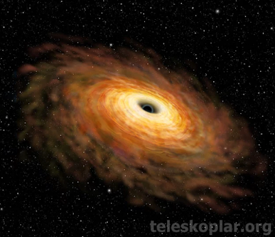 en büyük kara delik