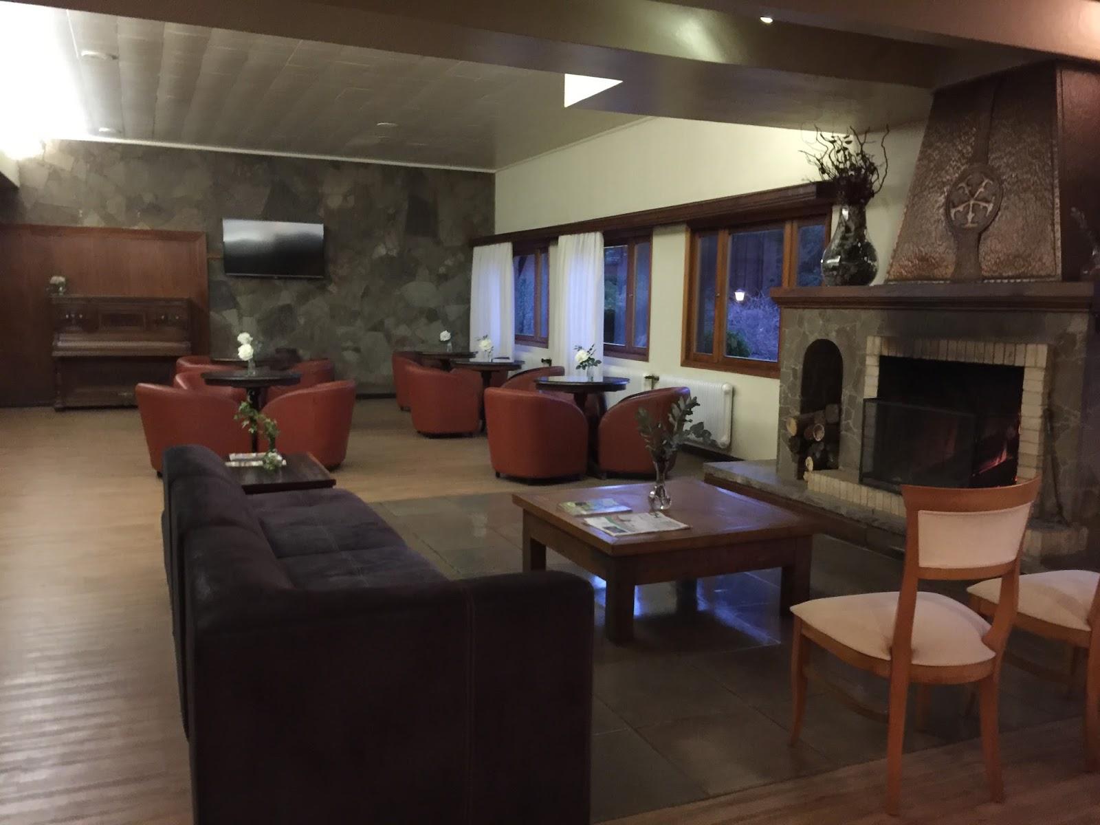 Salas do Grande Hotel Canela