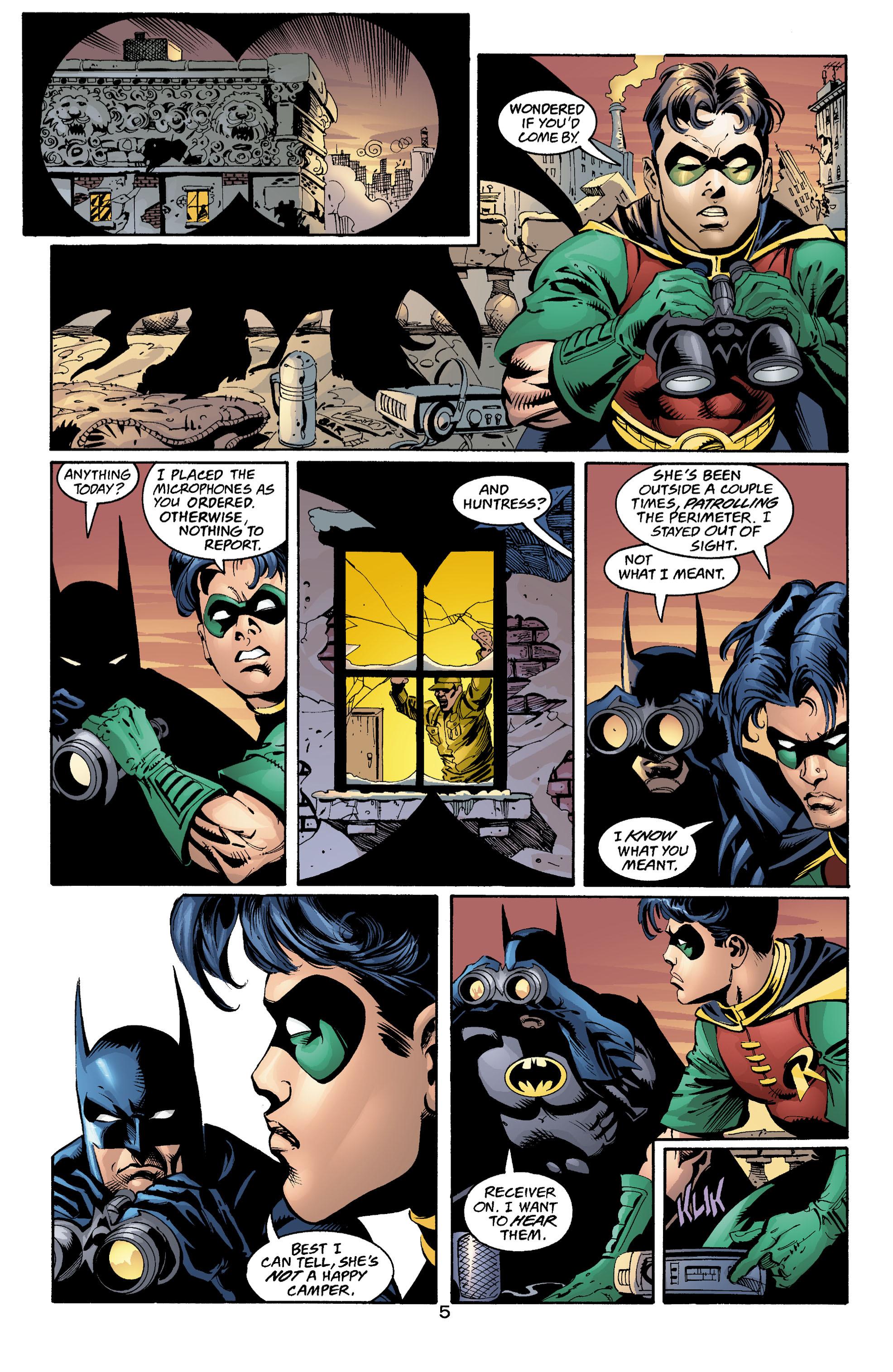 Detective Comics (1937) 740 Page 5