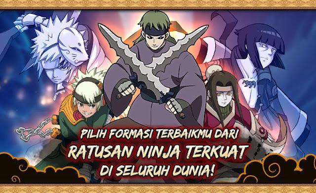 Screenshot Shinobi Heroes