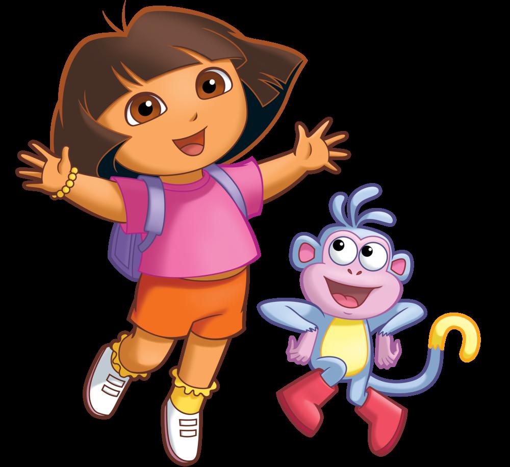 Dora The Explorer Cupcake Cake