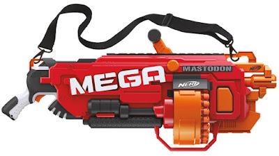 Súng Nerf MEGA Mastodon Blaster