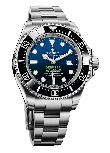 Photo of Rolex Deepsea with D-Blue Dial