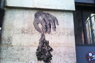 Sunday Street Art : Rubbish - rue des Hospitalières St Gervais - Paris 4