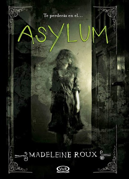 PORTADA REVELADA: CATACOMB (ASYLUM #3) DE MADELEINE ROUX