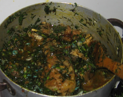 Afang soup recipe 03