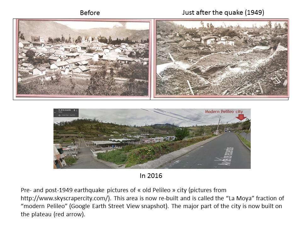 1949 Ambato earthquake