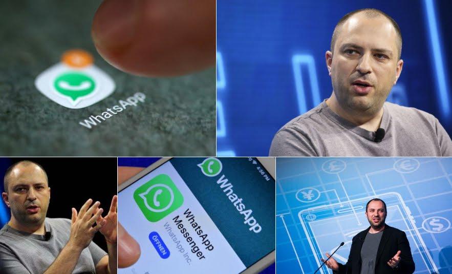Anche il CEO e co-founder di WhatsApp lascia Facebook dopo lo scandalo