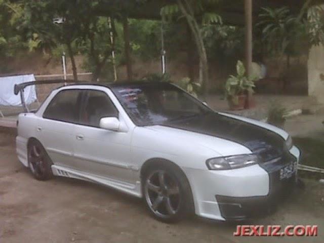 Modifikasi Mobil Timor Street Racing