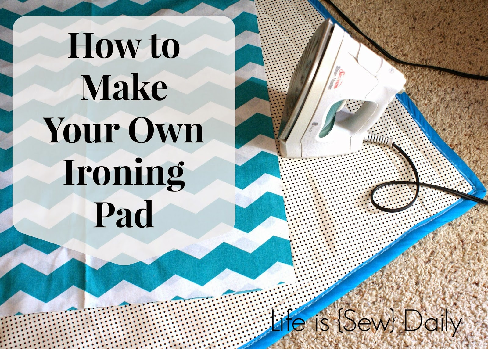 how to make a booty pad