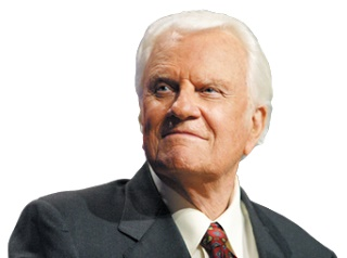 Billy Graham's Daily 25 October 2017 Devotional: Cure Discouragement