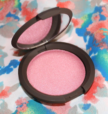 BECCA Shimmering Skin Perfector Luminous Blush in Foxglove
