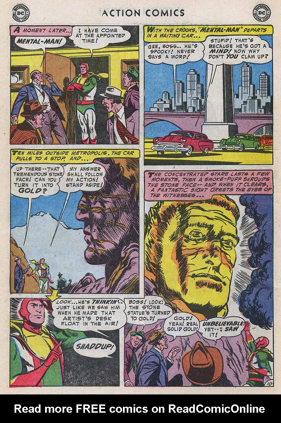 Read online Action Comics (1938) comic -  Issue #196 - 12
