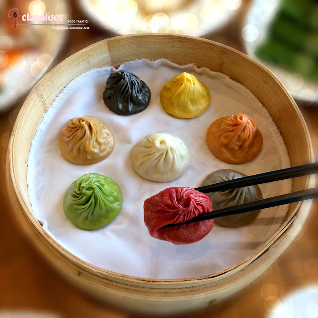 Specialty Xiao Long Bao Basket - 8 Flavors from Paradise Dynasty PH