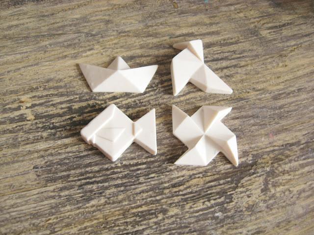 moule origami DTM