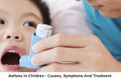 There are more and more children who get asthma Asthma In Children : Causes, Symptoms And Treatment