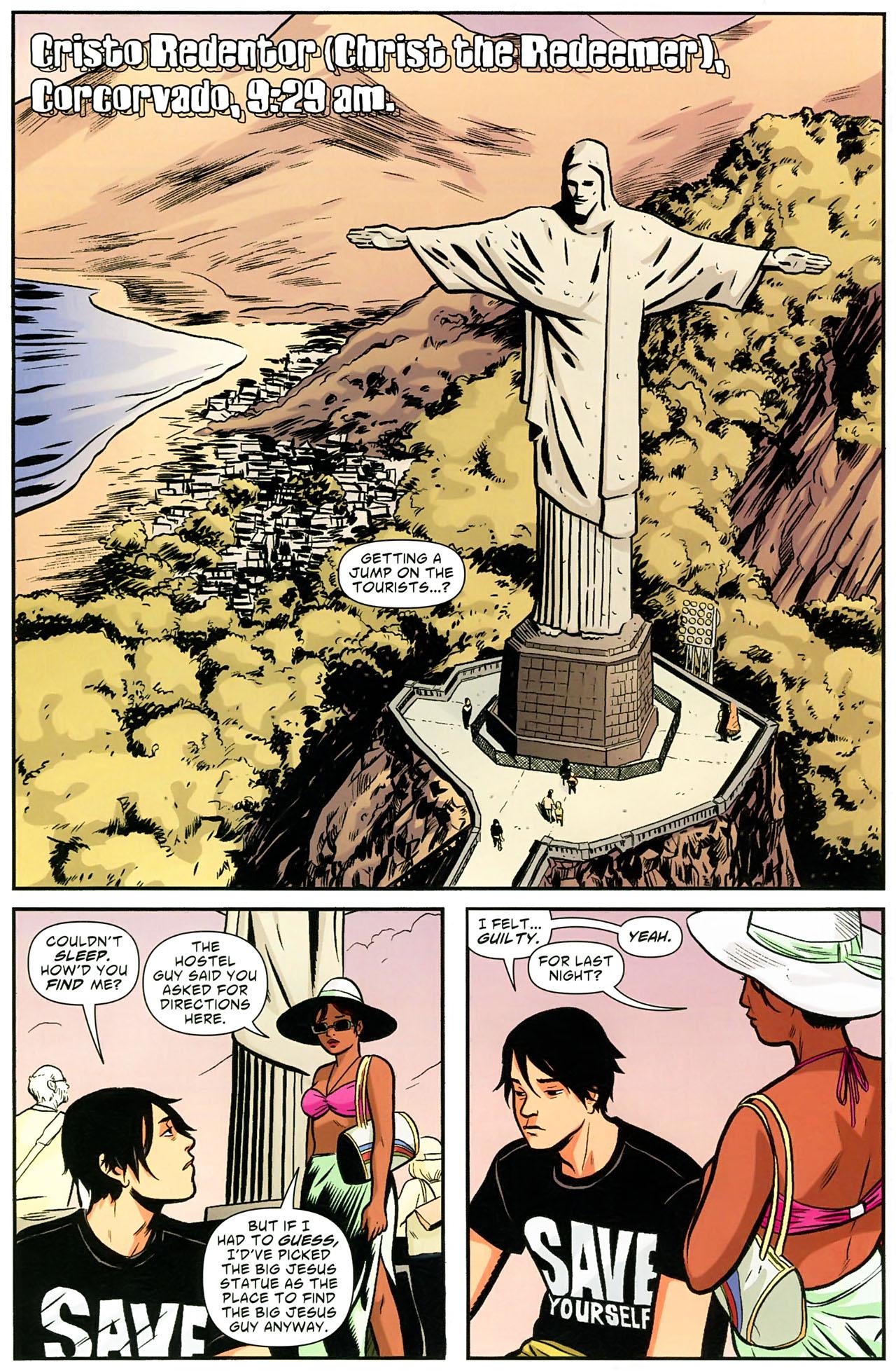 Read online American Virgin comic -  Issue #15 - 15