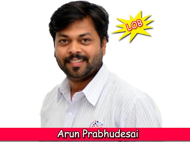 Arun Prabhudesai from Trak